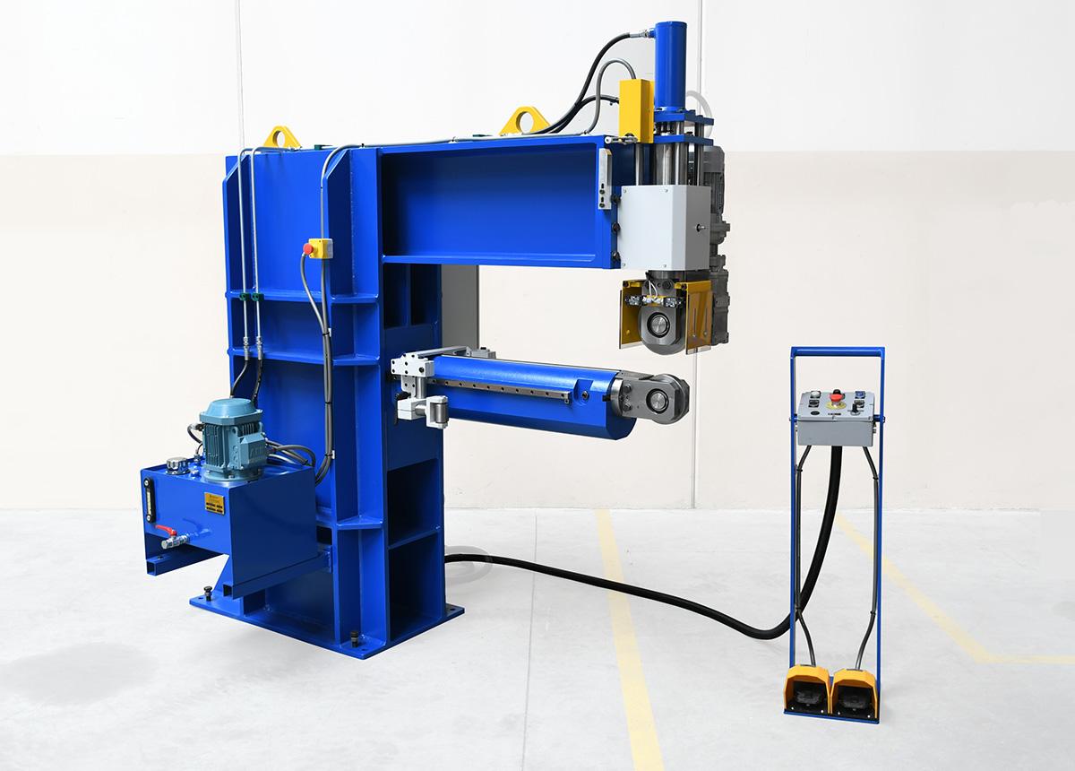 Meccanica Ronzani - laminatrici smerigliatrici saldature coni e virole - Levico Terme (TN)