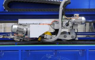 Ronzani Engineering - smerigliatrici saldature lineari - Levico Terme (TN)