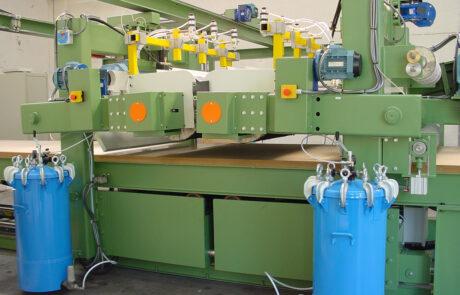 Meccanica Ronzani - lucidatrici lamiere - Levico Terme (TN)