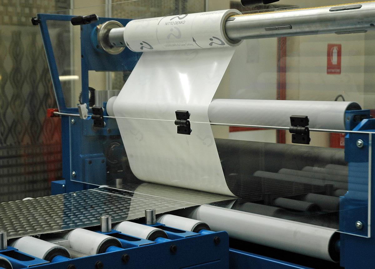 Meccanica Ronzani - stendipellicola - Levico Terme (TN)